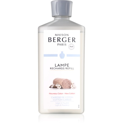 Maison Berger Paris Catalytic Lamp Refill Cotton Caress katalitikus lámpa utántöltő