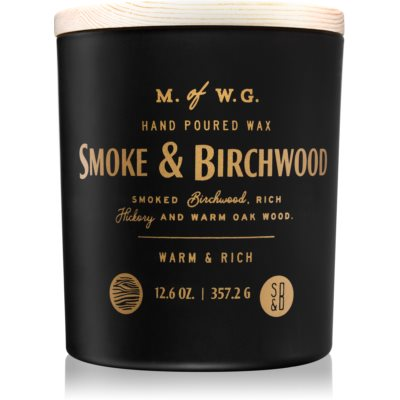 Makers of Wax GoodsSmoke & Birchwood