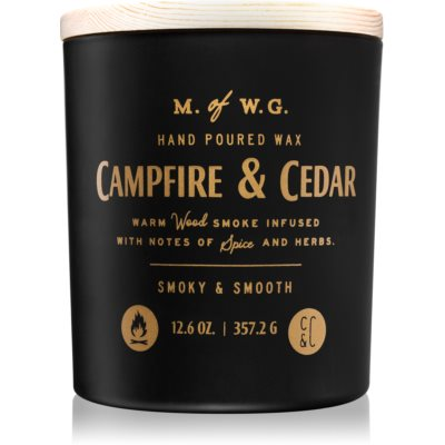 Makers of Wax GoodsCampfire & Cedar
