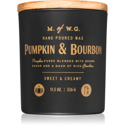 Makers of Wax GoodsPumpkin & Bourbon