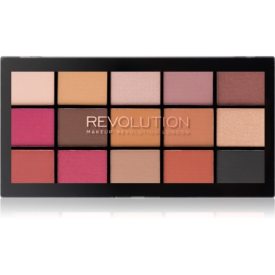 Makeup Revolution Reloaded палетка теней для век