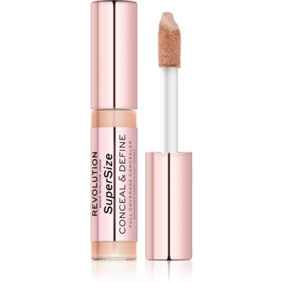 Makeup Revolution Conceal & Define SuperSize correttore liquido