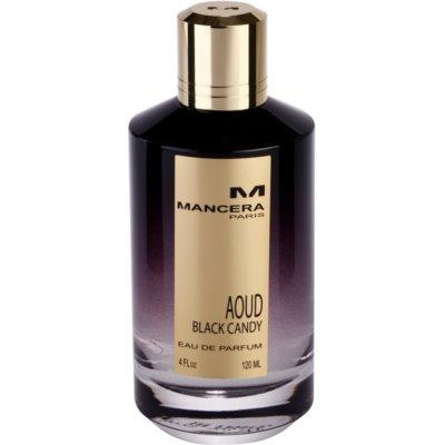 Mancera Aoud Black Candy eau de parfum unissexo