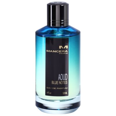 Mancera Aoud Blue Notes eau de parfum mixte