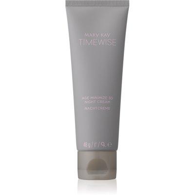 Mary Kay TimeWise ночной крем для нормальной и сухой кожи