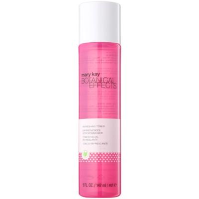 Mary Kay Botanical Effects lotion tonique rafraîchissante pour tous types de peau