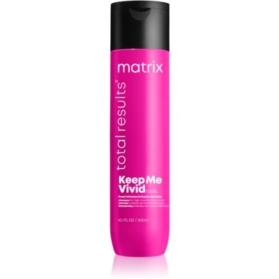 Matrix Total Results Keep Me Vivid Pearl Infusion shampoo per capelli tinti