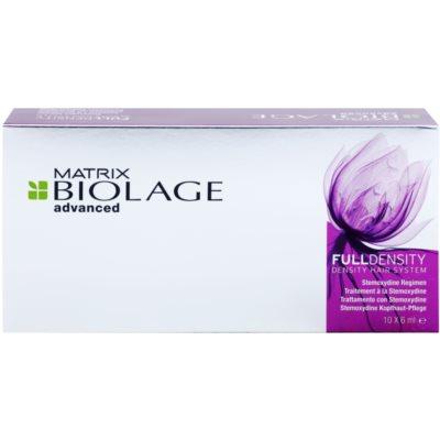Biolage Advanced FullDensity kúra pre zvýšenie hustoty vlasov