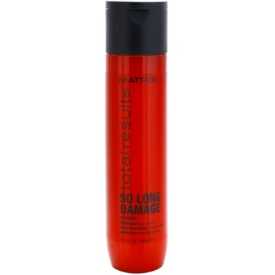 Matrix Total Results So Long Damage Restoring Shampoo With Ceramides