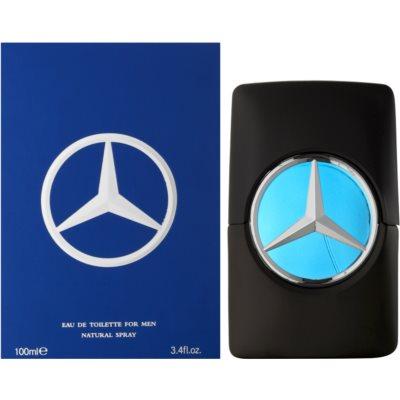 Mercedes-Benz Man eau de toilette pour homme