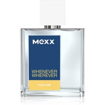 Mexx Whenever Wherever eau de toilette per uomo