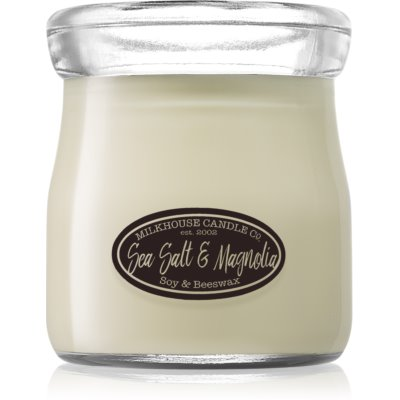 Milkhouse Candle Co.Creamery Sea Salt & Magnolia
