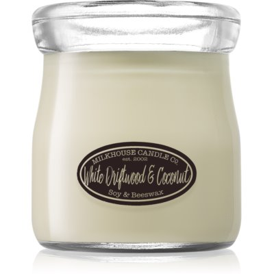 Milkhouse Candle Co.Creamery White Driftwood & Coconut