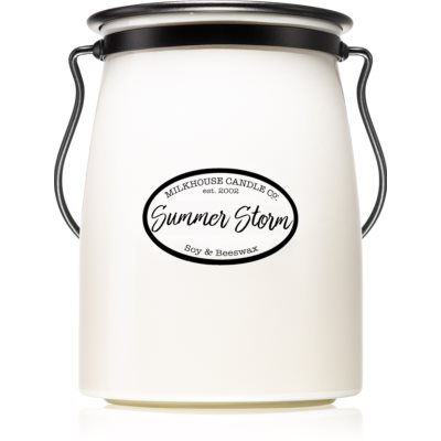 Milkhouse Candle Co.Creamery Summer Storm