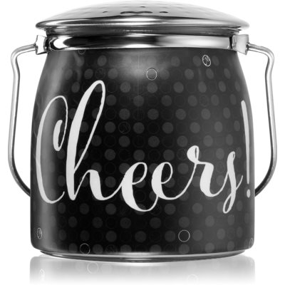 Milkhouse Candle Co. Creamery Celebrate! bougie parfumée Butter Jar I.