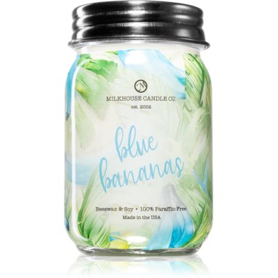 Milkhouse Candle Co.Farmhouse Blue Bananas