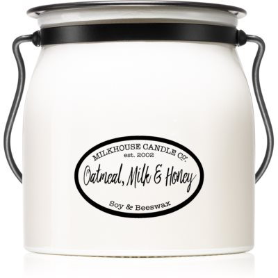 Milkhouse Candle Co.Creamery Oatmeal, Milk & Honey