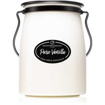 Milkhouse Candle Co.Creamery Pure Vanilla