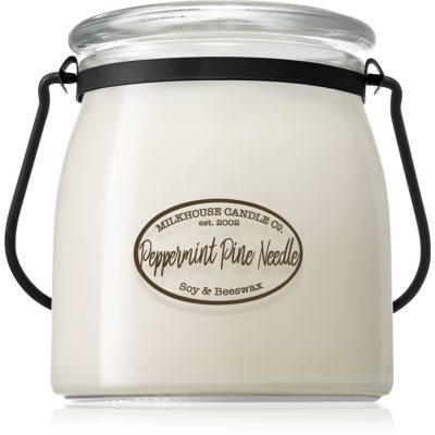 Milkhouse Candle Co.Creamery Peppermint Pine Needle