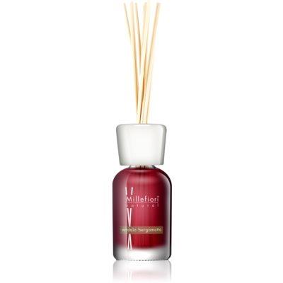 Millefiori Natural Sandalo Bergamotto aroma difuzor s polnilom
