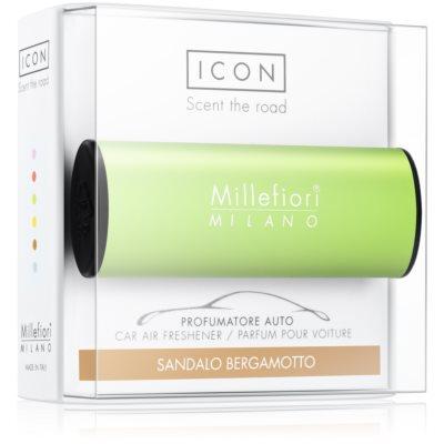 Millefiori Icon Sandalo Bergamotto mirisi za auto Classic