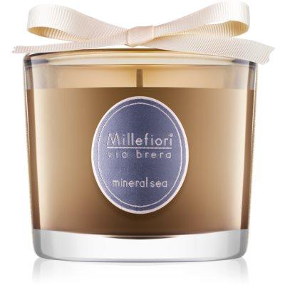 Millefiori Via Brera Mineral Sea dišeča sveča