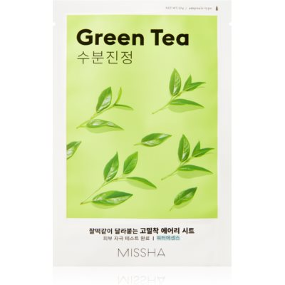MisshaAiry Fit Green Tea