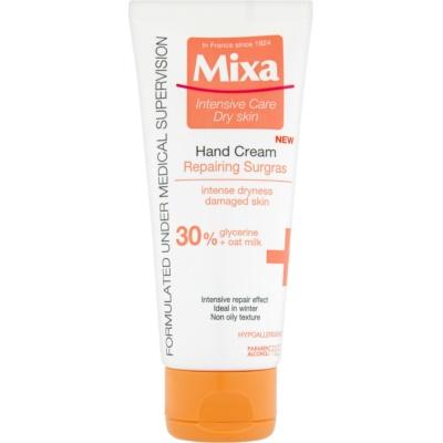 MIXA Anti-Dryness крем для рук и ногтей для экстремально сухой кожи