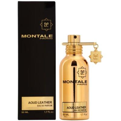 MontaleAoud Leather