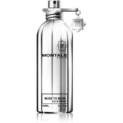 Montale Musk To Musk eau de parfum unissexo