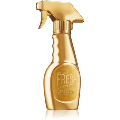 MoschinoGold Fresh Couture