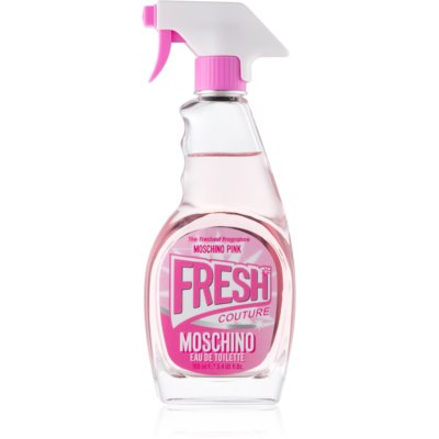 MoschinoPink Fresh Couture