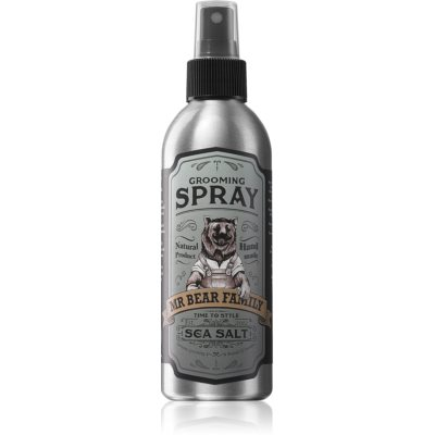 Mr Bear Family Sea Salt Multipurpose Hair Spray With Sea Salt