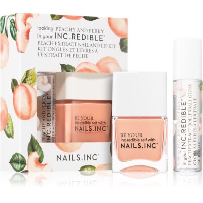 Nails Inc.Peachy and Perky