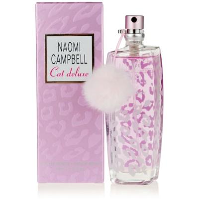 Naomi CampbellCat deluxe