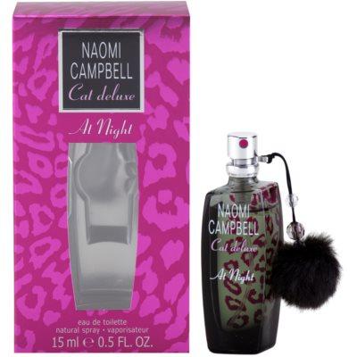 Naomi CampbellCat deluxe At Night