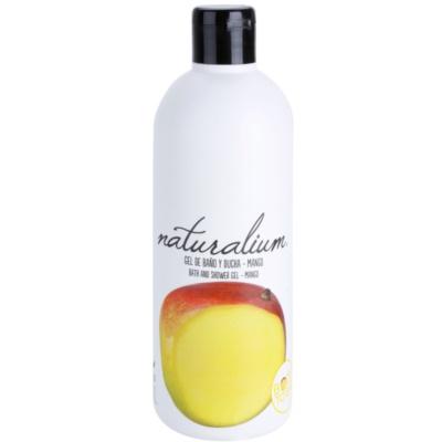 Naturalium Fruit Pleasure Mango питательный гель для душа