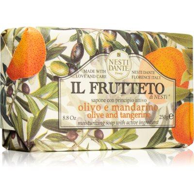 Nesti Dante Il Frutteto Olive and Tangerine натуральное мыло