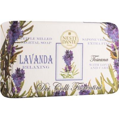 Nesti Dante Dei Colli Fiorentini Lavender Relaxing натуральное мыло