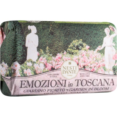 Nesti Dante Emozioni in Toscana Garden in Bloom натуральное мыло