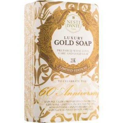 Nesti Dante Gold роскошное мыло