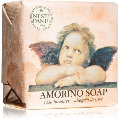 Nesti Dante Amorino Rose Bouquet роскошное мыло