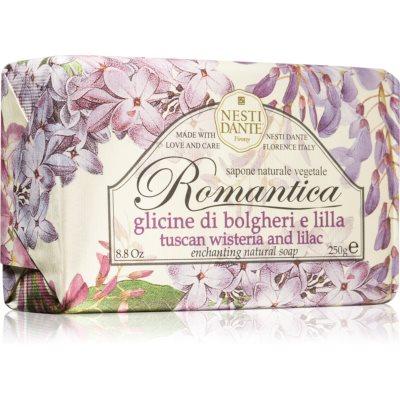 Nesti Dante Romantica Tuscan Wisteria & Lilac натуральное мыло