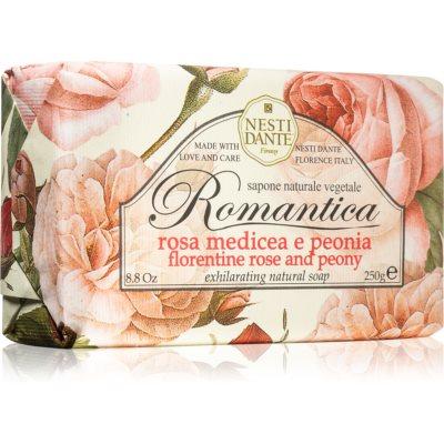 Nesti Dante Romantica Florentine Rose and Peony натуральное мыло