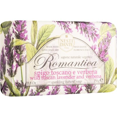 Nesti Dante Romantica Wild Tuscan Lavender and Verbena натуральное мыло