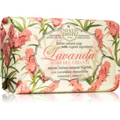 Nesti Dante Lavanda Rosa del Chianti натуральное мыло