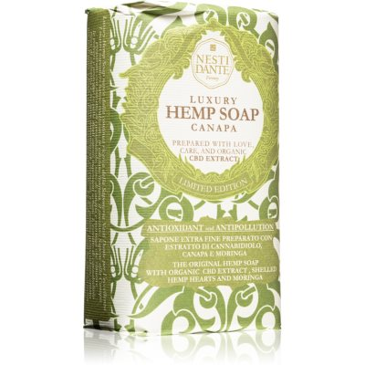Nesti Dante Hemp натуральное мыло