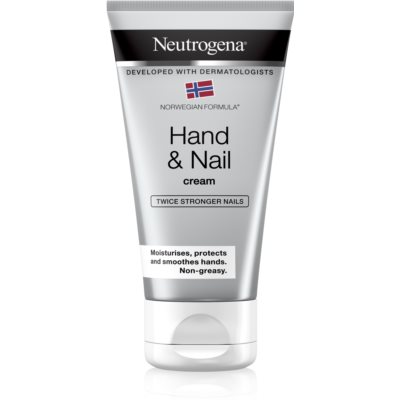 Neutrogena Hand Care eine Crem zum Schutz von Händen und Nägeln