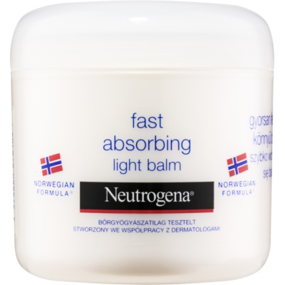 Neutrogena Norwegian Formula® Deep Moisture szybko wchłaniający się balsam do ciała