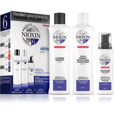 NioxinSystem 6 Color Safe Chemically Treated Hair
